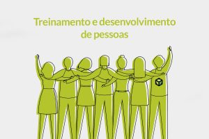 treinamento e desenvolvimento de pessoas